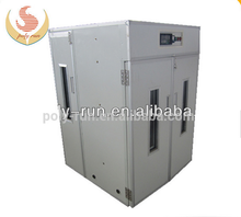 90% hatching rate full automatic chicken egg incubator (5280pcs)