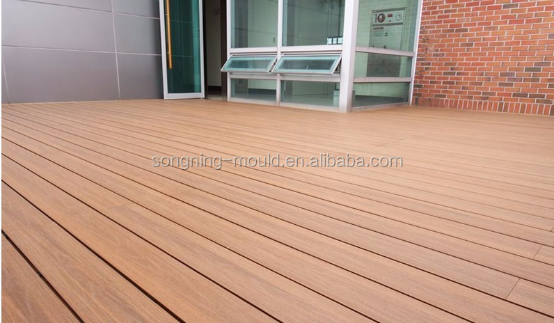 high quality plastic likewood outdoor wpc floor