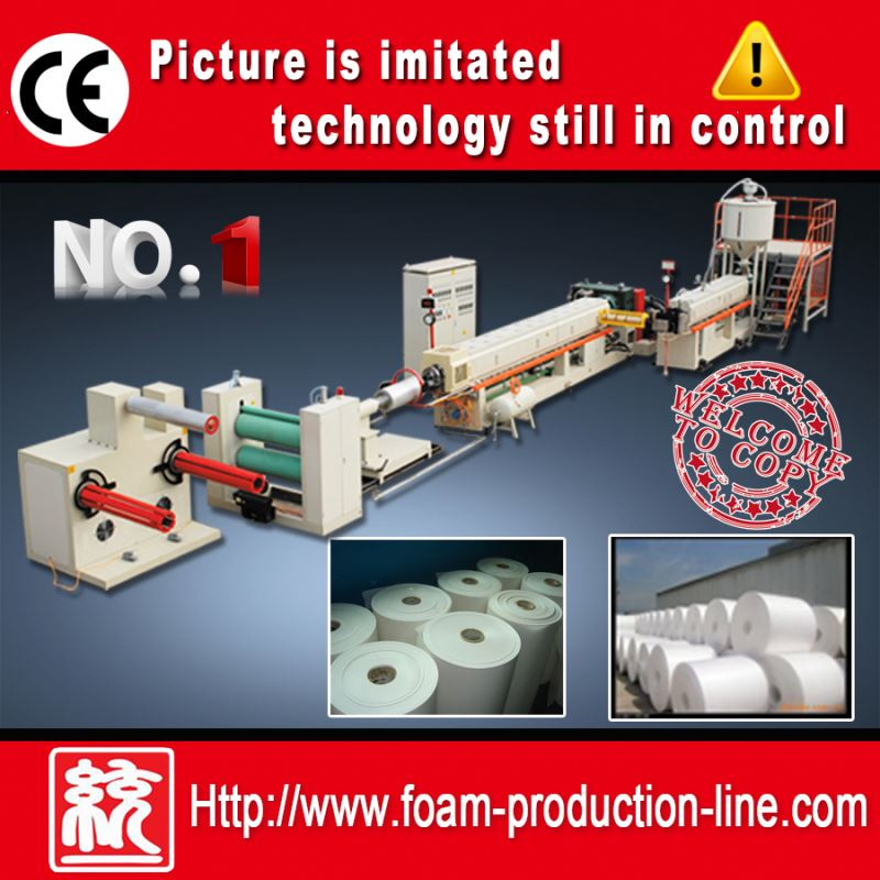 (DY-1040) Good Quality Styrofoam Foam Plate Making Equipment