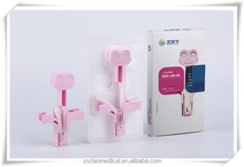 ZSR-UB-02 New Type Pink Umbilical Cord Scissors Health Products