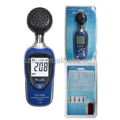 Handheld CO Gas Detector Carbon Monoxide Meter CO Sensor 0~1000PPM