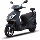 Germany MAX 45KM/H 1800w 72v Fashion design 2 wheel electric motorcycle