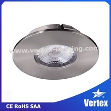 European design waterproof led recessed kitchen light