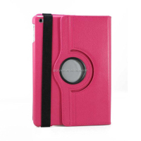 360 degree Rotate Auto Sleep Function for iPad Case Leather for iPad 2 3 4 Case