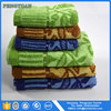 Popular yarn dyed jacquard flower cotton hand towels for Vietnam market