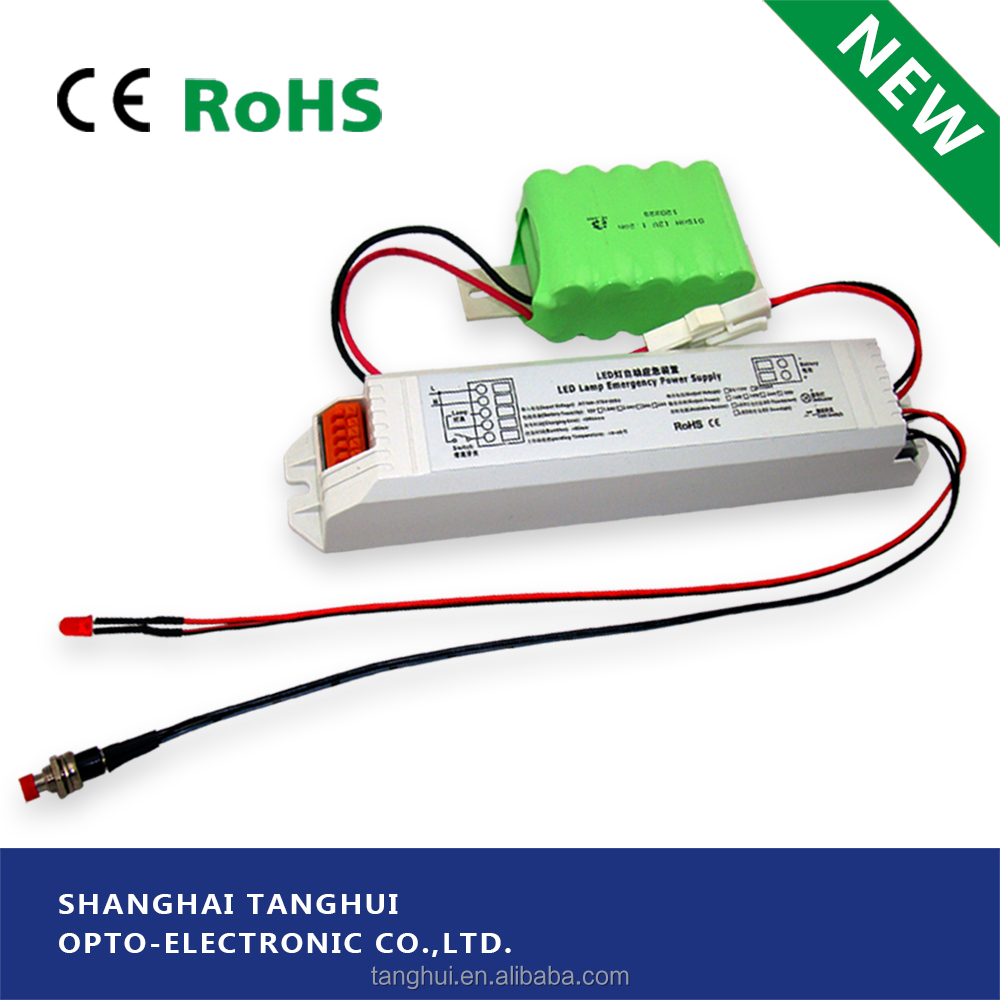 12V Mh-Ni Battery Pack LED Light Emergency Inverter SAA Standard for Australia Market