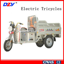 High Quality Pedal Cargo Electric Tricycle