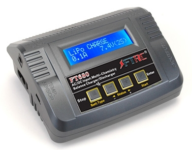 FT680 rapid balance charger ,max charger 80W AC/DC helicopter and drone