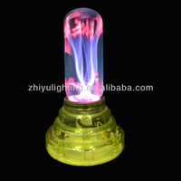 Mini high quality party decoration cylindrical plasma lights