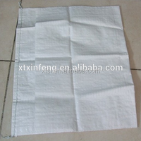 China Xinfeng Manufacturer Custom Order Printed Food Bopp Laminated Raw Material PP Woven Bag big bags