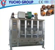 Cheaper And Europe Technology Nut Chocolate Enrobing Polishing Machine