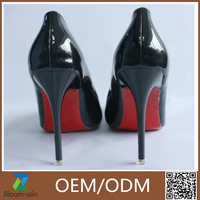 Latest design cheap price pictures of women in high heel shoes