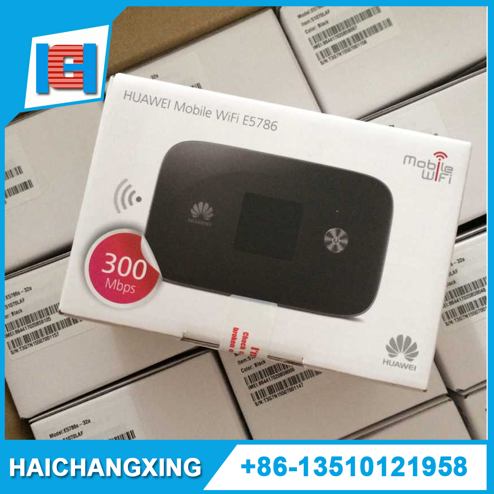 Factory Price Huawei E5786 Mobile Wifi 300MBPS 4G LTE Best Internet Modem