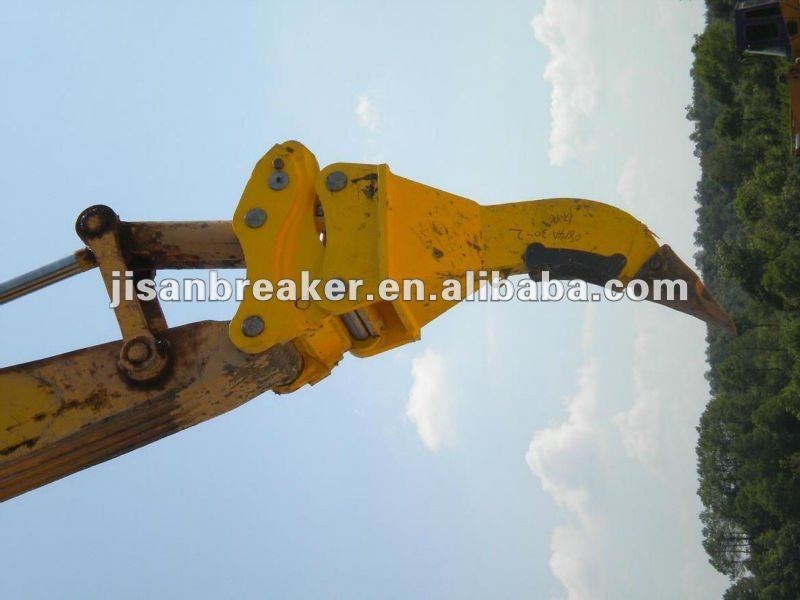 excavator hydraulic quick hitch, excavator coupling for 20 TONS excavator