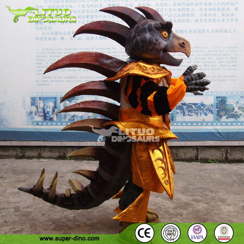 Customized Stage Show Prop Monster Costume