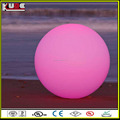Large Ball dia 80cm led beach ball waterproof 16 color changing outdoor decoration led ball light