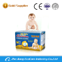 Super soft breathable sleepy baby diaper manufacturers in china