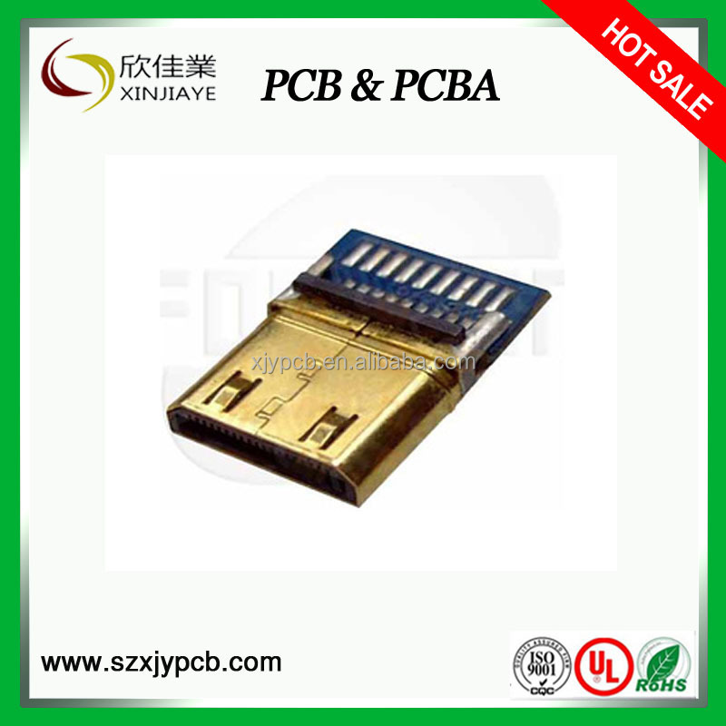 double layer pcb, usb card reader pcb nanya, fr4 material pcb pcb assembly