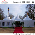 High quality luxury 5X5m pogoda tent for event
