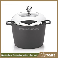 China Wholesale 24cm Aluminum Die Cast Casserole Cookware Set