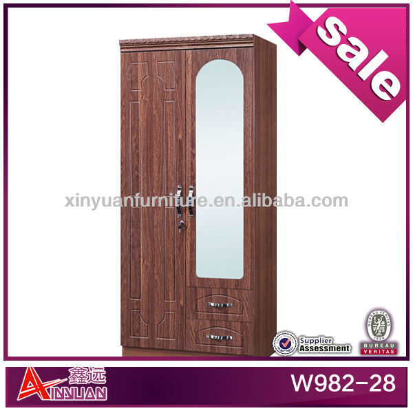W982-48 Classic wooden cabinet furniture godrej india
