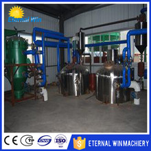Turnkey project Crude sesame/peanut/soya bean/corn germ oil refining plant edible oil refinery equipment