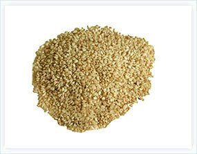 ground sesame seeds