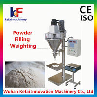 detergent powder making formula filling machine