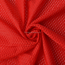 Factory supply Nylon Spandex mesh sweatshirt fabric with competitive price