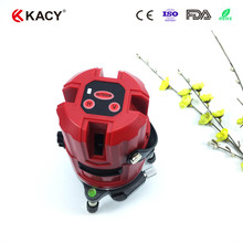 4V1H five lines construction auto laser land leveling rotary laser level