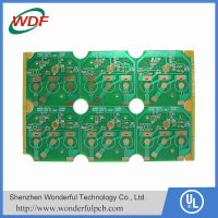 ISO 9001 certificate electronic use pcb printed circuit board