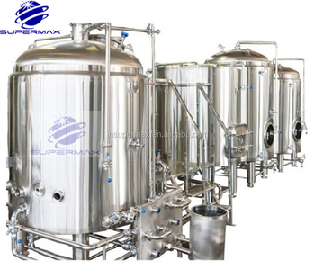 2000L 3000L 4000L 5000L beer brewery facility beer machinery for Factory