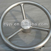 Alloy Steel Gate Valve Handwheel Operated