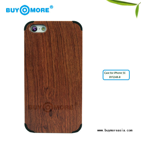 2013 new goods wooden mobile phone cases carved case for iphone 5s