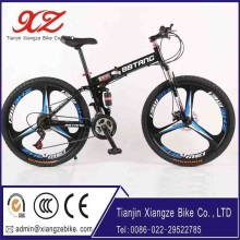 china bike factory three knife wheel off-road mountain bike 27 speed disc brake/mountain bicycle for sale