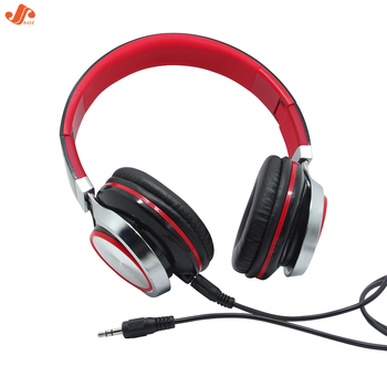 Wholesale Over Head Wired Headphone 3.5mm Stereo Portable OEM Earphone with Customized Logo