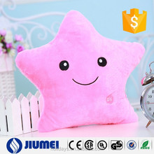 New Arrival Popular Gift Star Sharp LED Light Pillow