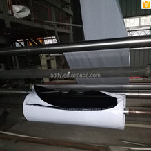 Trade assurance Panda film Black & White poly film silo cover bunker cover silage sheeting