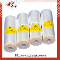 High Quality Multifunctional Protective Masking Film For Car Paint