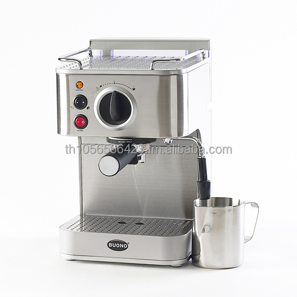 Coffee Maker with milk frother