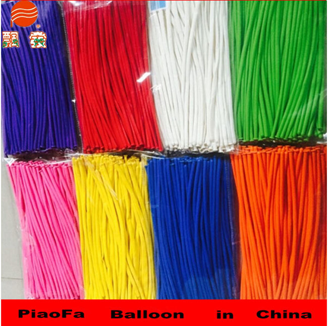 2015 Wholesale Long shaped Magic Balloons For Classroom Activities