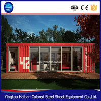 Modern cheap prefab modular container homes/container home kits/prefab shipping container