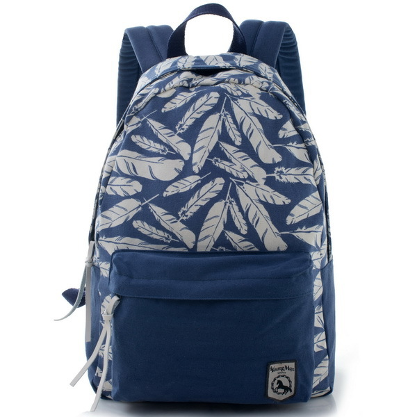 Wholesale Custom Color Canvas Bag backpack manufacturers china