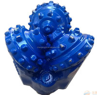 6 1/2 coal mining tricone rock drill bit for drilling in usa