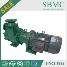 ISO9001 Standard polyurethane impeller waste oil pump manufacture