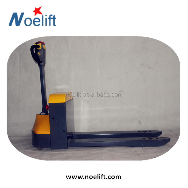 warehouse equipment ac motor power electric pallet truck / jack for export