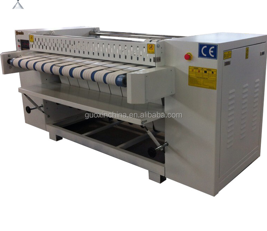 Commercial Bed Sheet Ironer,Bed Sheets Ironing Machine For Laundry Shop