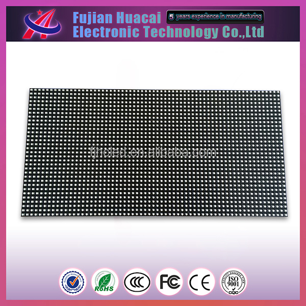 led display module p5 320x160 for indoor usage