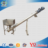 Drying flour food powder flexible spiral screw conveyor