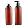 /product-detail/custom-design-refillable-cosmetic-packaging-500ml-amber-empty-pet-plastic-lotion-shampoo-bottle-62181674663.html